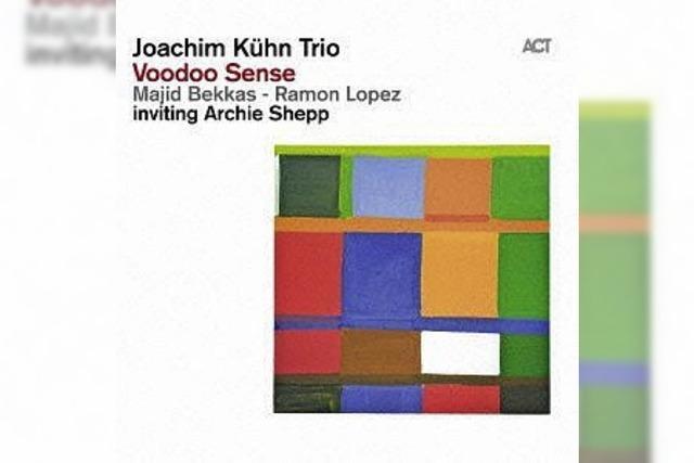 CD: PIANO-JAZZ I: Romantisch und rhythmisch
