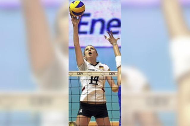 Deutsche Volleyballerinnen: Titelanwärter ohne Starfaktor