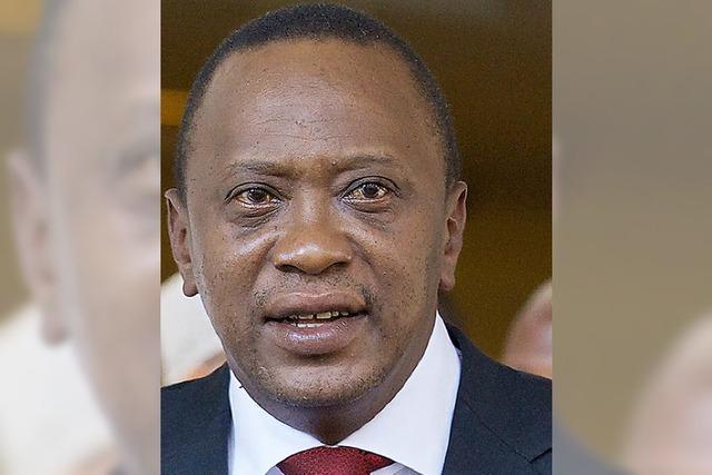 Kenia will Anklagen vor Haager Gericht verhindern