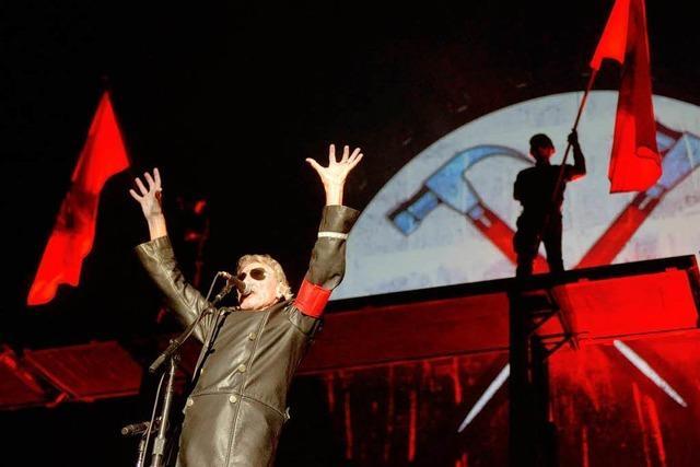Roger Waters wird siebzig – und kämpft für