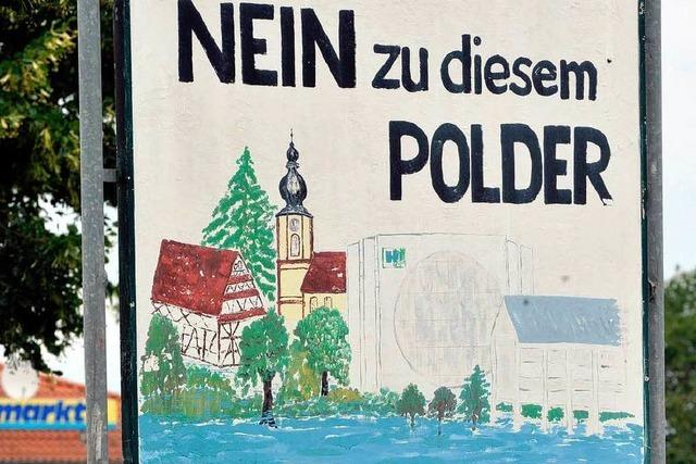 Streit um Hochwasserschutz: Schwanau fühlt sich bedroht