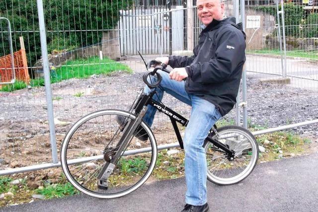 Friesenheimer erfindet das Fahrrad neu