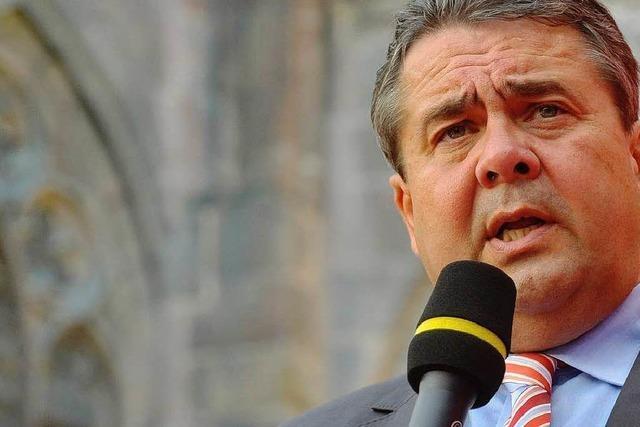 Wie war's bei.. SPD-Chef Sigmar Gabriel in Freiburg?