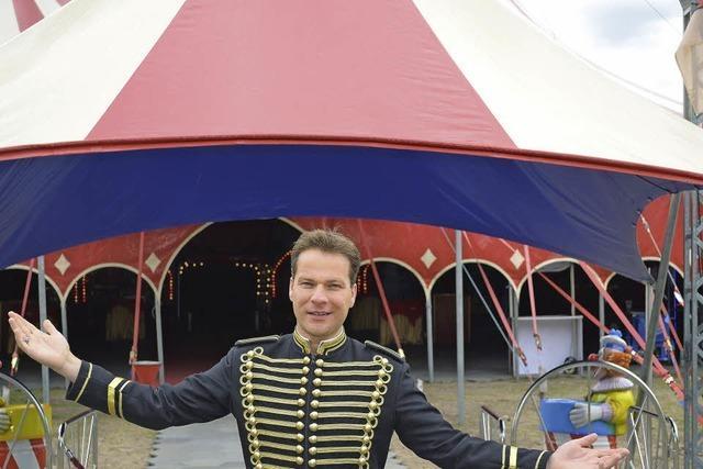 Zirkus Charles Knie in Waldshut-Tiengen
