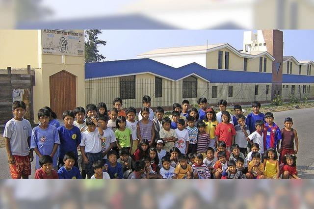 Solidarität mit den in Armut lebenden Kindern