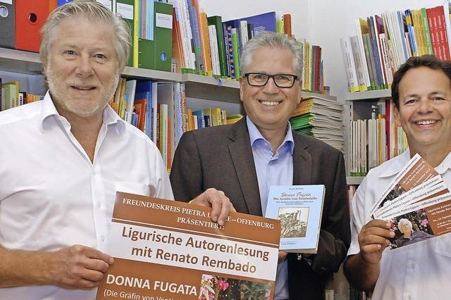 Die literarischen Seiten der Städtepartnerschaft