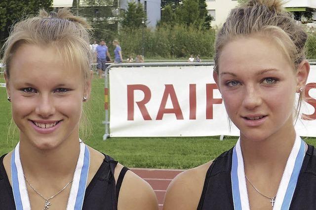 Marchlewski und Mutter ergattern Silber und Bronze