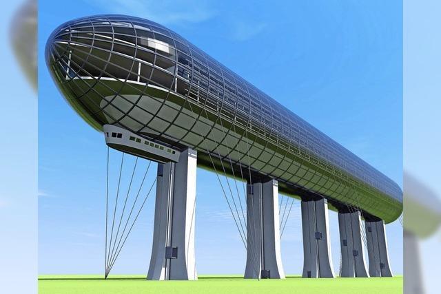 Ein Zeppelin