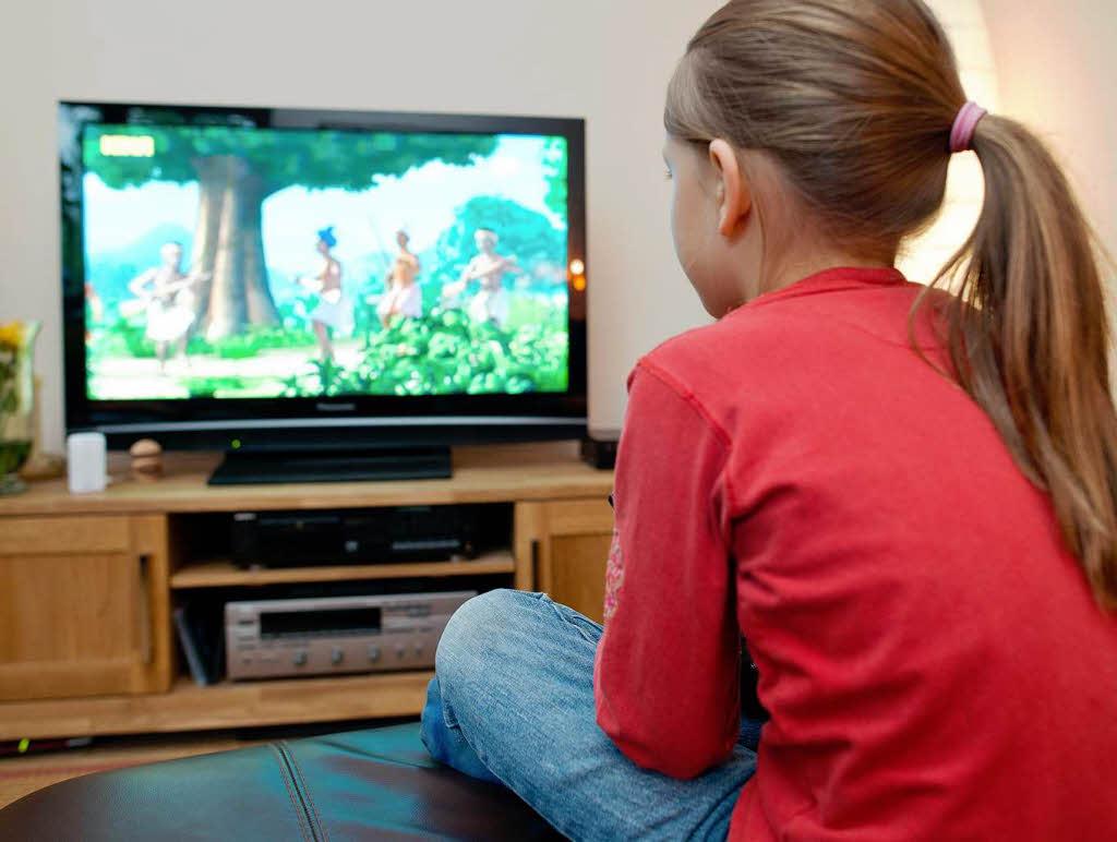 Fernsehn Schauen