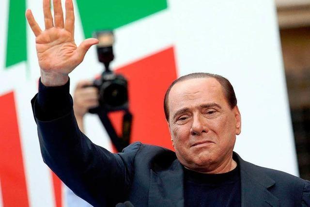Fliegt Berlusconi aus dem Parlament?