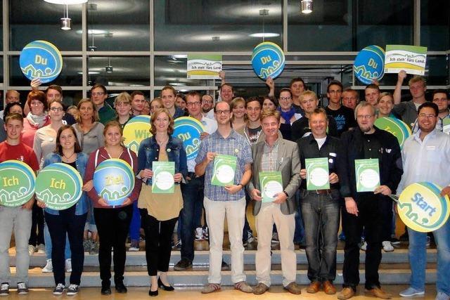Landjugend lud in Ihringen zum Kandidatencheck