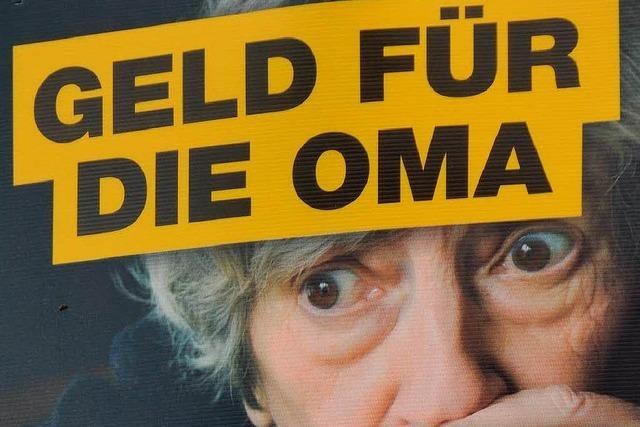 Anwohner klagt gegen Plakate der NPD in Löffingen