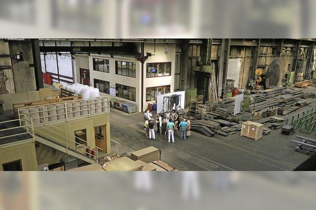 Fabrikhalle statt Elfenbeinturm