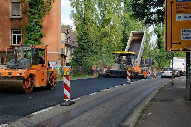 5000 Fahrzeuge weniger auf der Schwarzwaldstraße
