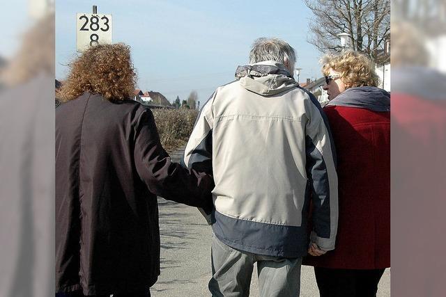 Entlastung beim Umgang mit Demenz