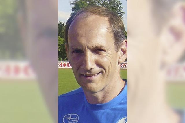 Jürgen Hartmann aus Seelbach wird Kickers-Trainer