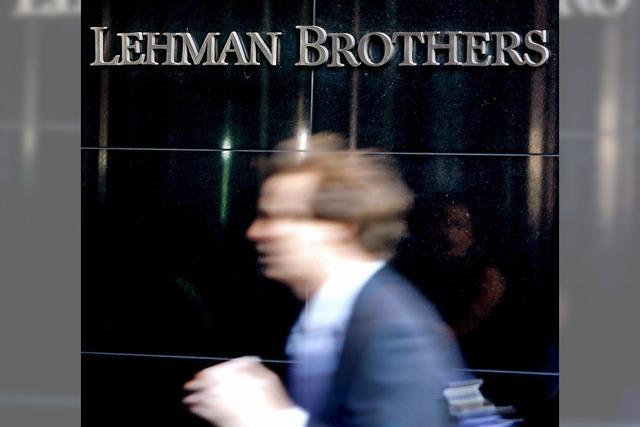 Die Lehren aus dem Fall der Gebrüder Lehman