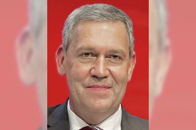 IG Bau-Chef Robert Feiger: Diplomatisch, in der Sache aber hart