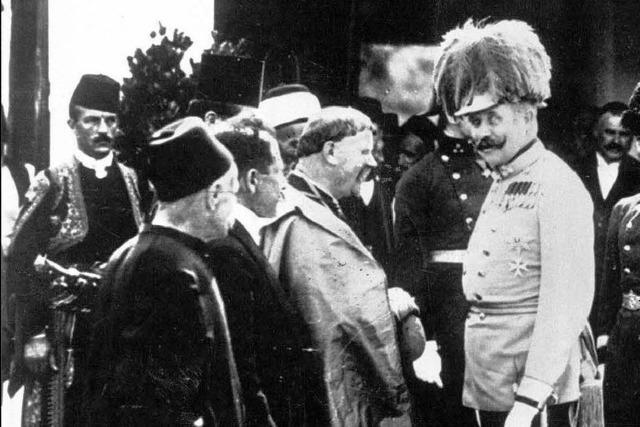 Historiker untersucht den Ausbruch des 1. Weltkriegs neu