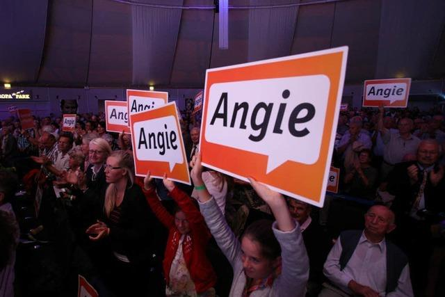 Wie war's bei… Angela Merkel im Europa-Park in Rust?