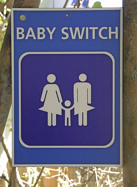 Kindertausch: Erst fährt der eine, dan...ndere –  ohne weitere Wartezeit.  | Foto: Anselm Bußhoff