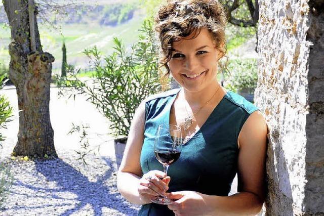 Natalie Henninger zieht Bilanz ihrer Amtszeit als Deutsche Weinprinzessin