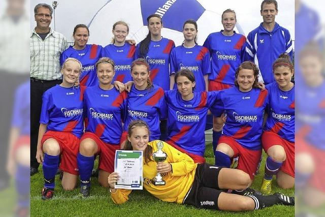 Girls Cup geht nach Todtnau