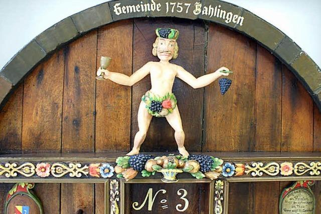 Drei Tage lang Weinfest in Bahlingen