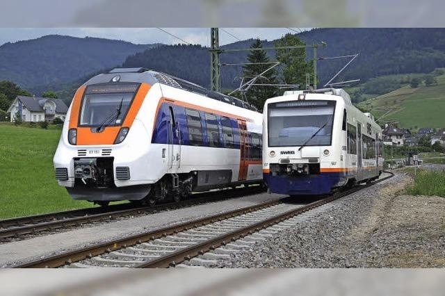 Das elektrische Zeitalter auf der Münstertalbahn hat begonnen