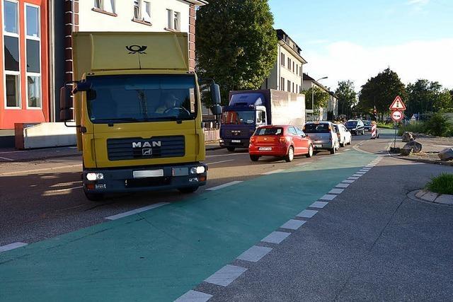 SPD sorgt sich um unübersichtliche Verkehrssituation