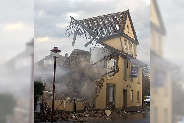 Wallbacher Gasthof Traube ist Geschichte