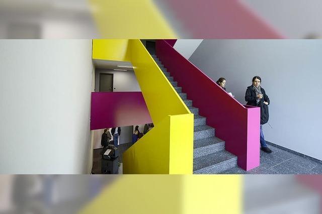Büros im neuen Freiburger Studentenwohnheim?