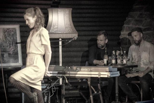 Fotos: TV Noir-Konzert mit Kashmir und Chapeau Claque im Jazzhaus