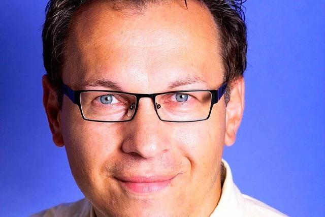 Jürgen Buhl kandidiert in Weisweil
