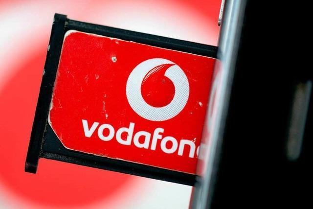 Daten von zwei Millionen Vodafone-Kunden gestohlen