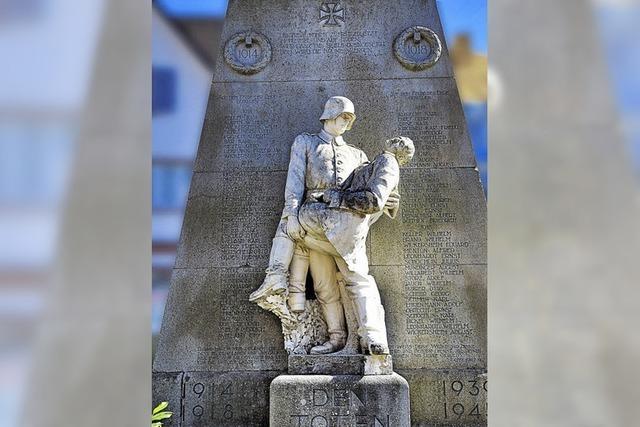 Nachdenken über Denkmale