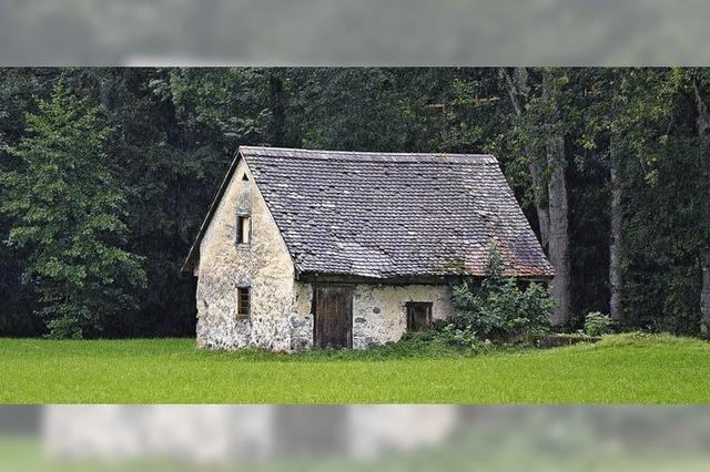 Pläne für Vogtshofmühle