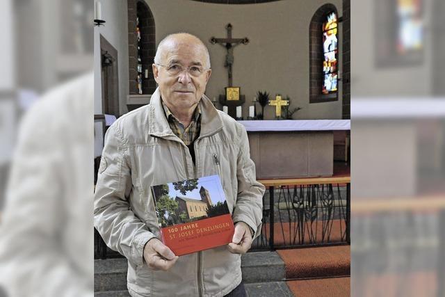Als Stein um Stein die Kirche wuchs