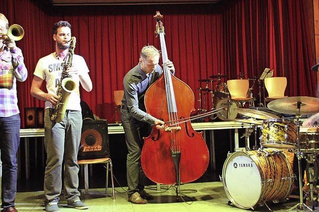 Dynamischer Jazz ohne Genregrenzen