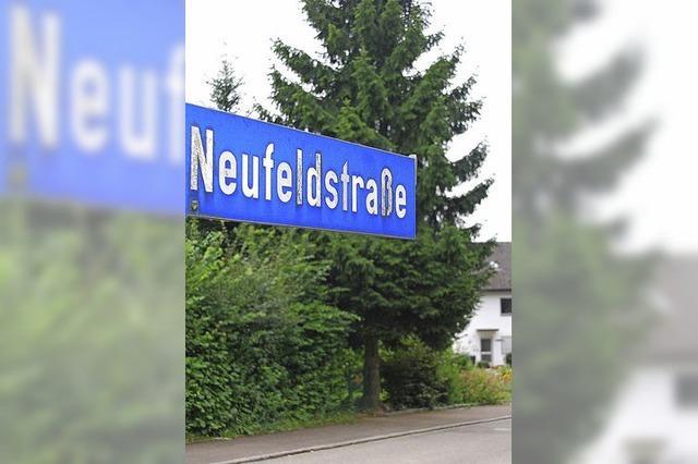 Der Bebauungsplan Neufeld-Süd bleibt, wie er ist