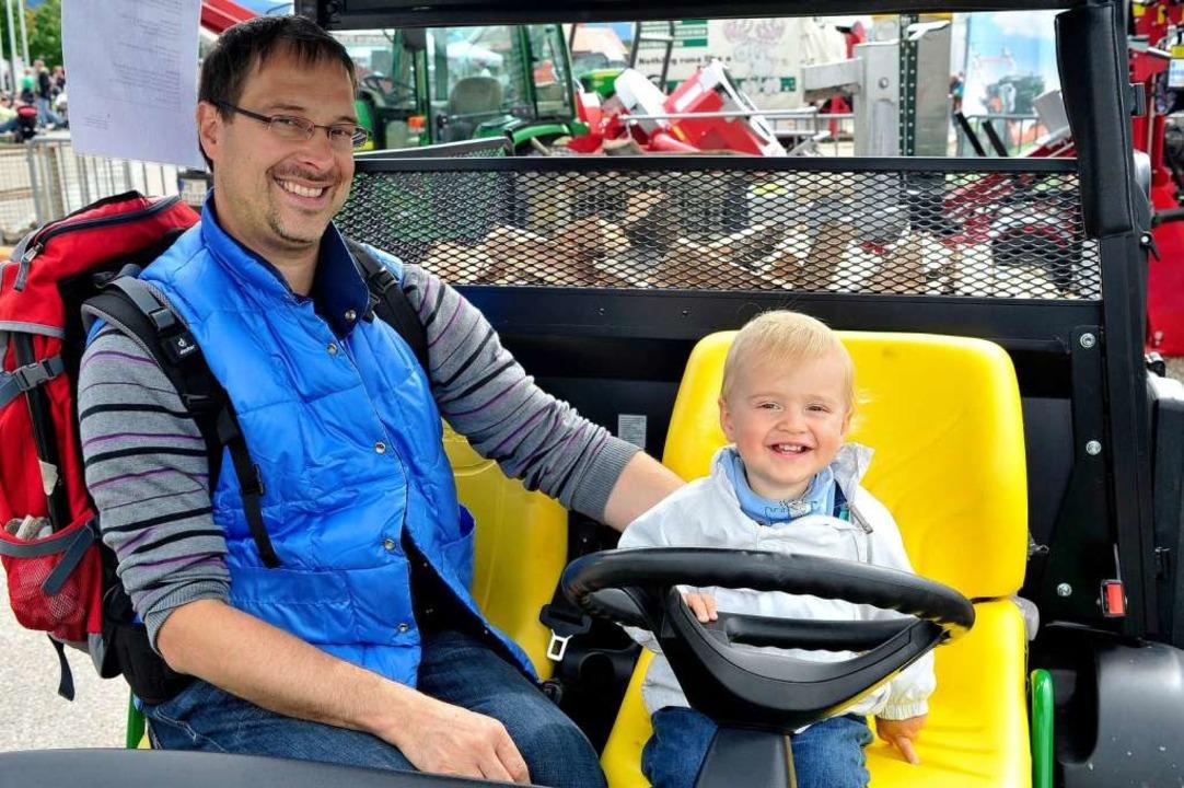 Die Badenmesse ist Spaß für alle Altersgruppen  | Foto: Thomas Kunz