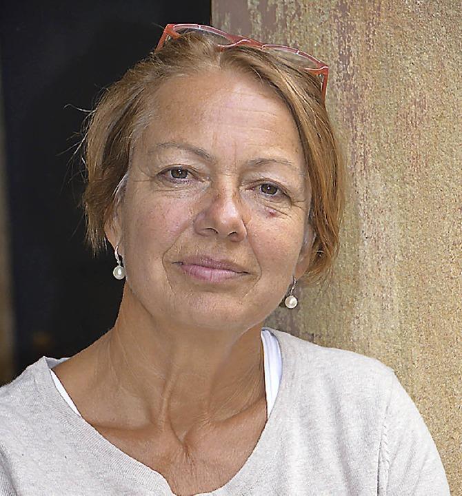 Heide Fischer ist eine der Organisatorinnen von Jom Kippur in Sulzburg.    Foto: Martin Pfefferle