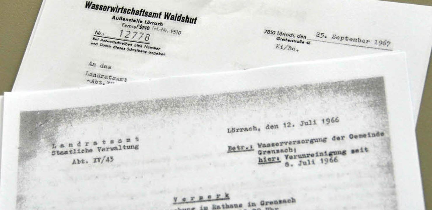 Alte Akten hat das Landratsamt ausgegr...s Vorgehen aber anders in Erinnerung.   | Foto: Ralf H. Dorweiler