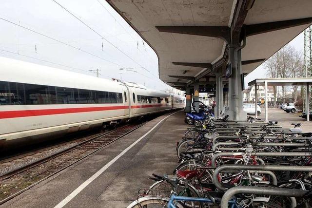 Der Lahrer Bahnhof ist kein Aushängeschild