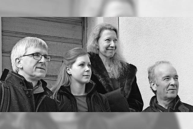 """Ensemble Descouvertes"" gastiert in Blansingen"