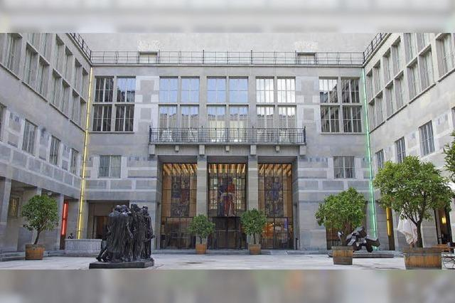 Kunstmuseum Basel: Provisorium auf dem Weg zum Optimum