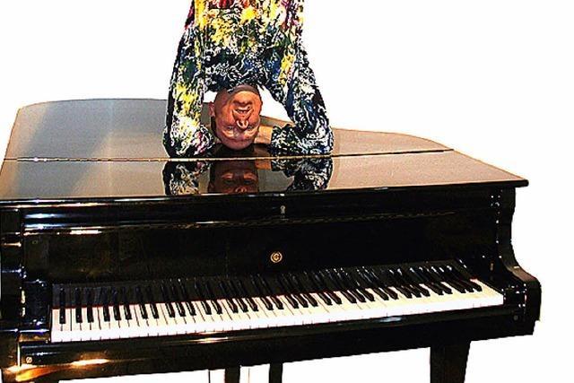 Pianist Holger Mantey spielt in der Stadtkirche