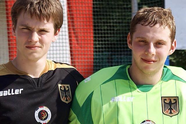 Weiler Junioren im U-20-Team