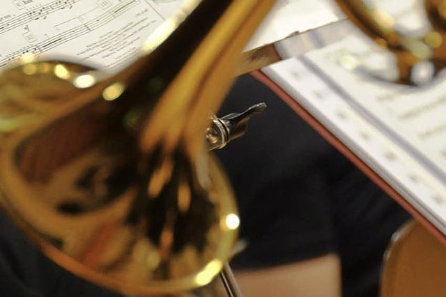 Blasmusik von Bach bis Blues für einen guten Zweck