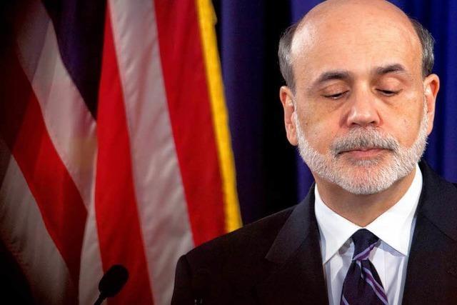 Kein Kurswechsel: Bernanke euphorisiert die Börsianer